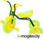 Детский велосипед Самокатыч Зубренок (зеленый/желтый)