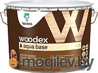 Грунтовка Teknos Woodex Aqua Base для древесины (10л)