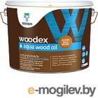 Масло для древесины Teknos Woodex Wood Oil Aqua (0.9л, бесцветный)