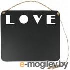 Меловая доска Grifeldecor Love (340x290)