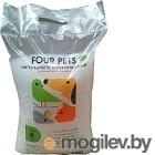 Наполнитель для туалета Four Pets TUZ014 (8л)