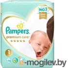 Pampers Premium Care 1 Newborn (72шт)