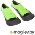 Mad Wave Fins Training II Rubber 42-44 Green-Black M0749 03 6 06W