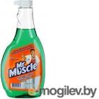 Средство для мытья окон Mr. Muscle Профессионал утренняя роса (500мл)