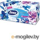 Бумажные салфетки Zewa Deluxe Design 3-х слойные (90шт)