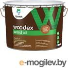 Масло для древесины Teknos Woodex Wood Oil (2.7л, бесцветный)