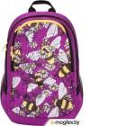 Школьный рюкзак Grizzly RD-843-2 (фиолетовый)