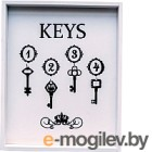 Ключница настенная Grifeldecor Keys (32x26x3)