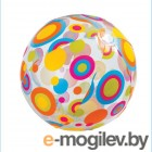 Надувные игрушки Надувные игрушки Intex Мяч Ливели 59050