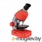 Микроскопы и аксессуары Детский микроскоп Bresser Junior 40x-640x Red