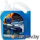 Антифриз EUROcar Готовый синий G11 / EC-11-5B (5кг)