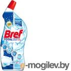 Чистящее средство для унитаза Bref Тотал гель чистота и блеск океанский бриз (700мл)
