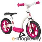 Беговелы Smoby White-Pink 452052