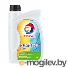 Антифриз Total Glacelf Plus G11 / 172772 (1л, синий/зеленый)