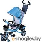 Детский велосипед Sundays SN-4in1-TR-04 (голубой)