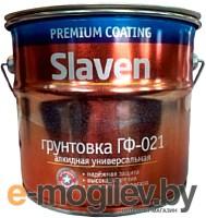 Грунтовка Slaven ГФ-021 (20кг, красно-коричневый)