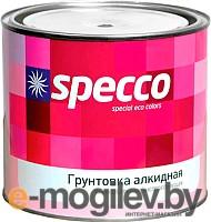 Грунтовка Specco ГФ-021 (20кг, красно-коричневый)