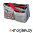 Органайзеры, кофры и вакуумные пакеты для хранения Органайзер Bradex Сумка в сумке Grey TD 0339