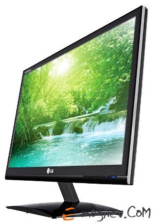 LG E2441T-BN Black LED DVI