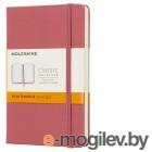 Блокнот Moleskine CLASSIC MM710D11 Pocket 90x140мм 192стр. линейка твердая обложка розовый