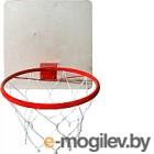 Баскетбольное кольцо KMS sport С сеткой (29.5см)
