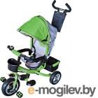 Детский велосипед Sundays SN-4in1-TR-04 (зеленый)