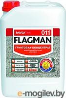 Грунтовка MAV Flagman ВД-АК-011 концентрат 1:7 (10л, бесцветный)