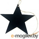 Меловая доска Grifeldecor Звезда (340x310)