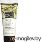 Скраб для лица Farcom Mea Natura Olive с оливковым маслом (200мл)