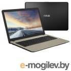 ASUS X540UB-DM264 90NB0IM1-M03610 Intel Core i3-6006U 2.0 GHz/4096Mb/500Gb/DVD-RW/nVidia GeForce MX110 2048Mb/Wi-Fi/Cam/15.6/1920x1080/Endless
