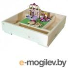 игровые столы Sand Stol LEGO-планшет 25x25cm ЛГ11