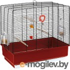 Клетка для птиц Ferplast Rekord 4 / 52003817 (черный)