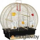 Клетка для птиц Ferplast Luna 2 Antique Brass / 52005502
