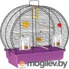 Клетка для птиц Ferplast Luna 2 / 52005517W2 (черный)