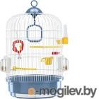 Клетка для птиц Ferplast Regina / 51049811W1 (белый)