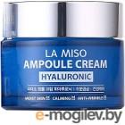 Крем для лица La Miso Ампульный с гиалуроновой кислотой (50мл)