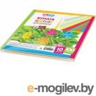 Цветная бумага и картон Цветная бумага ArtSpace 10 цветов 100 листов 264197