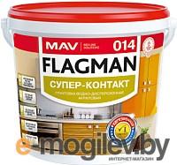 Грунтовка MAV Flagman ВД-АК-014  (5л, белый)