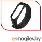 Аксессуары для умных браслетов Ремешок Xiaomi Mi Band 3 Black