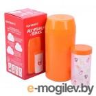 Йогуртница-термос Oursson FE55050/OR (оранжевый)