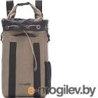 Рюкзак Pacsafe Dry 15L Travelsafe Backpack / 21100210 (бежевый)