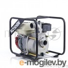 Мотопомпа KOSHIN STH-50X  для средне-загрязн. воды. 2.9 лс. 36 куб м/час. напор 29 м. частицы 8 мм