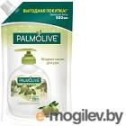 Мыло жидкое Palmolive Натурэль. Олива и увлажняющее молочко интенсивное увлажнение (500мл)