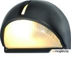 Светильник уличный ARTE LAMP A2801AL-1BK  1х60W E27 черный H13хW17хL10