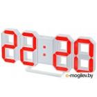Часы, будильники amp многофункциональные гаджеты Perfeo Luminous PF-663 White-Green