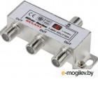 Аксессуары для антенн Делитель антенный Rexant F-типа на 3 TV  F-разъемы 06-0046-C