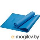 Коврик для йоги и фитнеса Starfit FM-101 PVC (173x61x0.4см, синий)