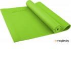 Коврик для йоги и фитнеса Starfit FM-101 PVC (173x61x0.4см, зеленый)