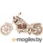 Сборная модель EWA Круизер с резиномотором