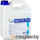 Средство для комплексной обработки воды Маркопул Кемиклс Мастер-Пул 4 в 1 в канистре (3л)
